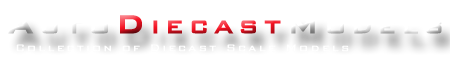 Auto Diecast Models